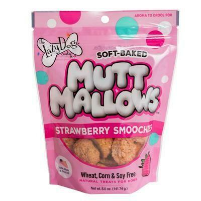 Strawberry Smoochies - Mutt Mallows