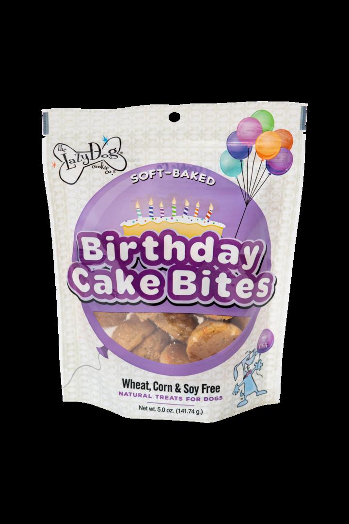 Birthday Cake Bites - The Lazy Dog