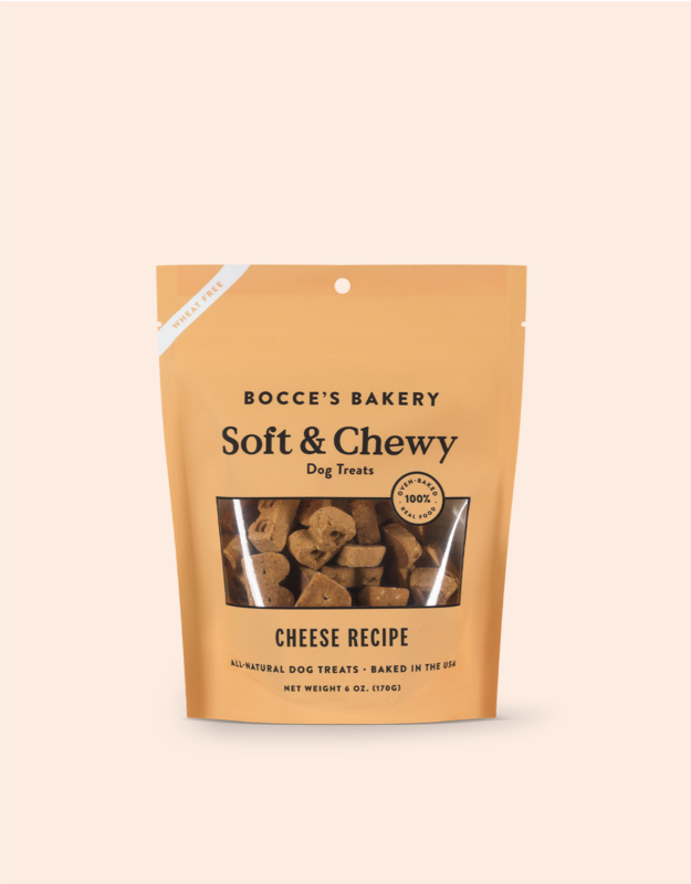 Cheese Recipe Soft & Chewy - BOCCE'S