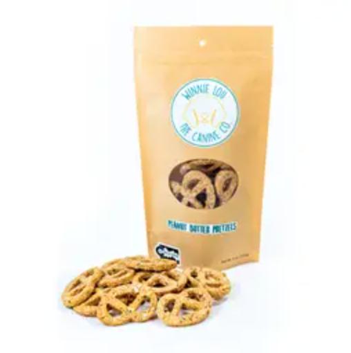 Peanut Butter Pretzels - Winnie Lou