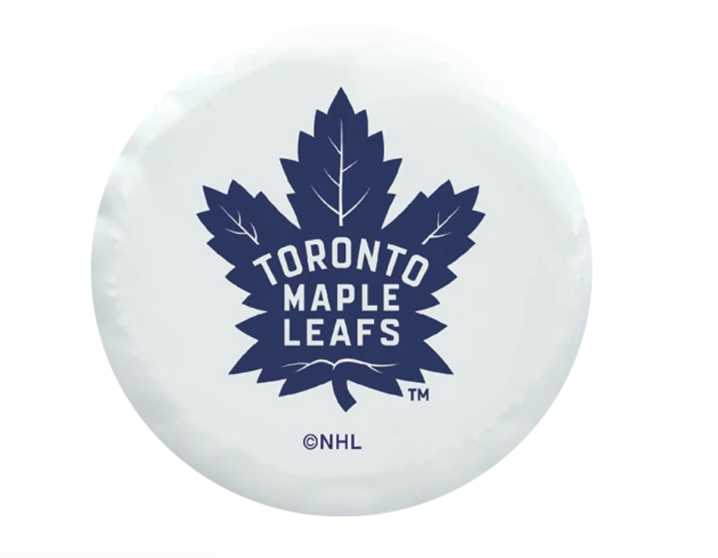 NHL Maple Leafs Cookie