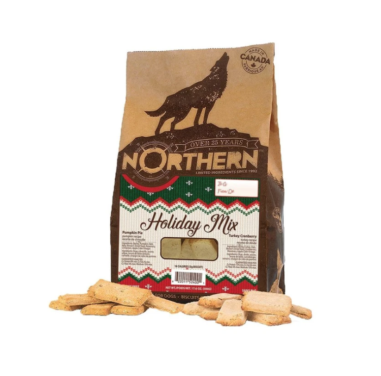 Holiday Biscuit Mix - Northern Pet