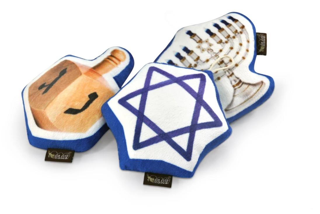 P.L.A.Y. Hanukkah