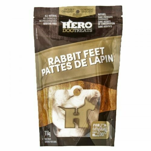 Rabbit Feet - Hero