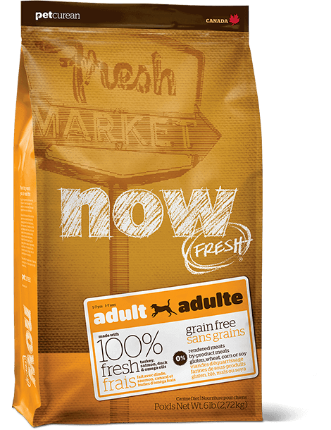 Now Fresh GF Adult Dog Food