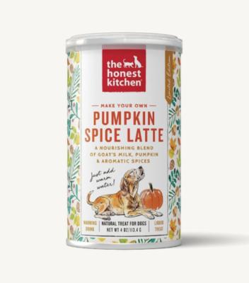 Pumpkin Spice Latte - Honest Kitchen