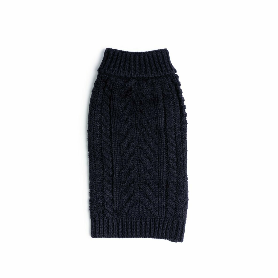 Cozy Chunky Sweater - Navy