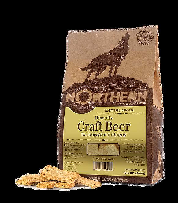 Craft Beer Biscuits - Northern Pet