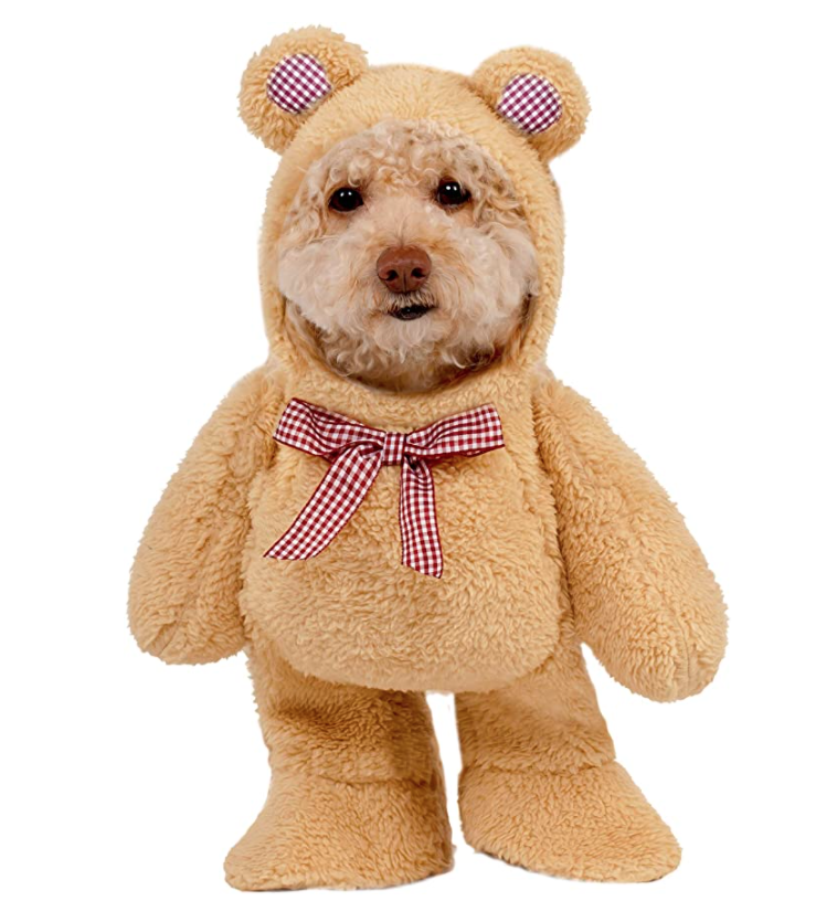 Walking Teddy Bear Costume