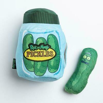 Pickle Jar & Pickles - Hide & Seek Toy