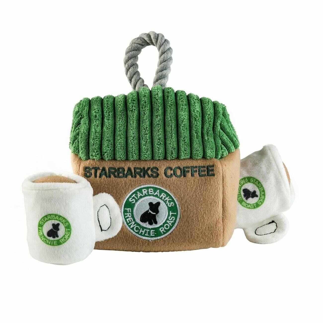 Starbarks Cafe Hide & Seek Toy