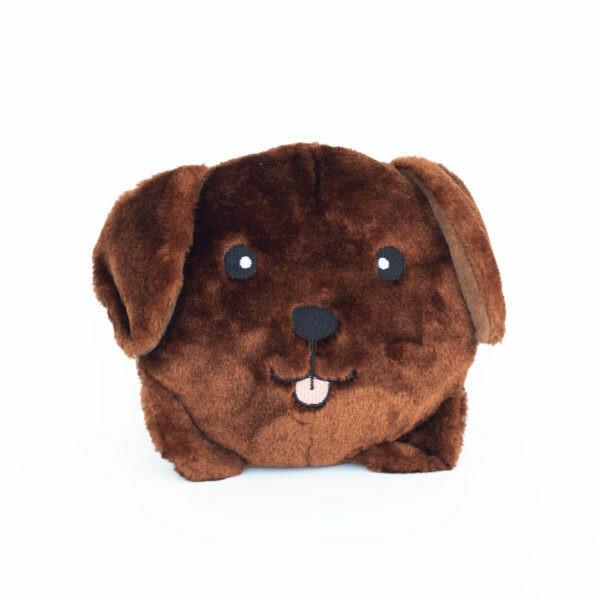 Chocolate Lab Toy