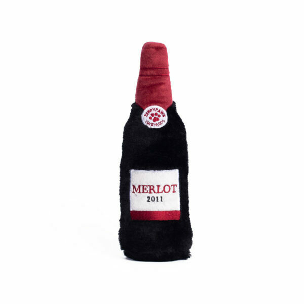 Red Wine Bottle Toy - Crusherz
