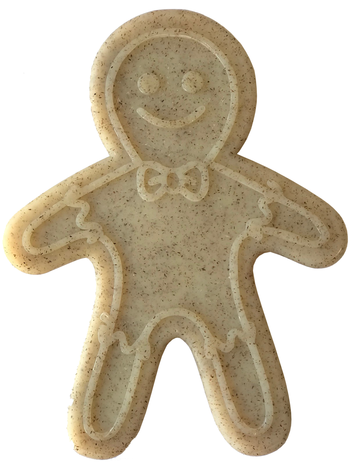Gingerbread POWER Chewer Toy