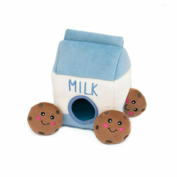 Milk & Cookies Hide & Seek Toy
