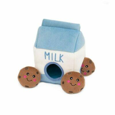 Milk & Cookies - Hide & Seek Toy