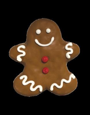 Gingerboy Cookie