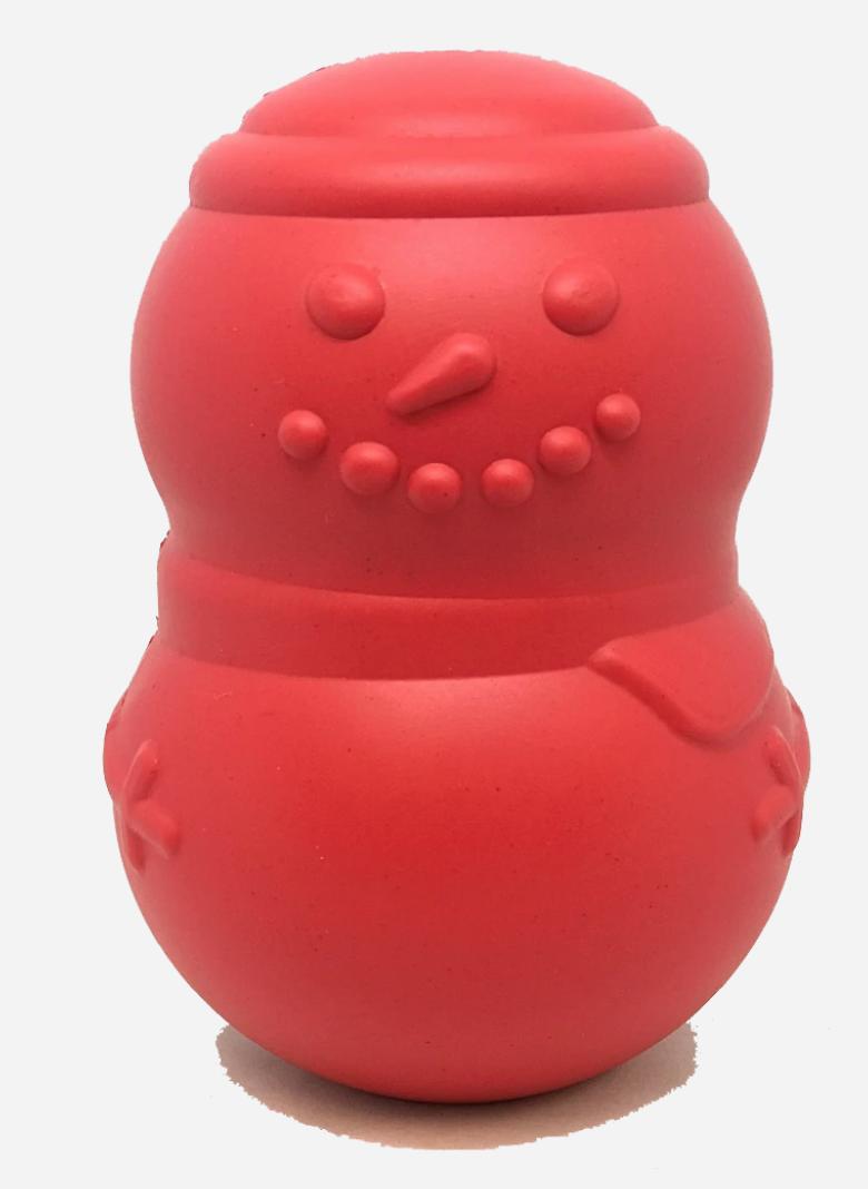 Snowman Treat Dispenser