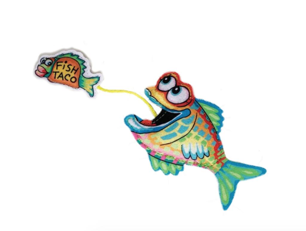 Fish Taco Toy