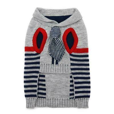 Dapper Sailor Sweater