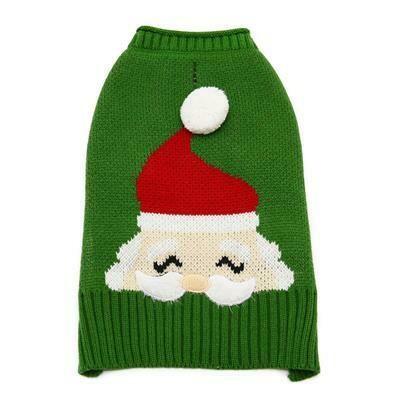Jolly Santa Sweater