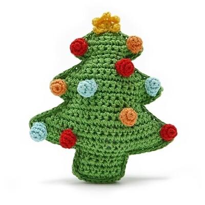 Organic Crochet Christmas Tree Toy