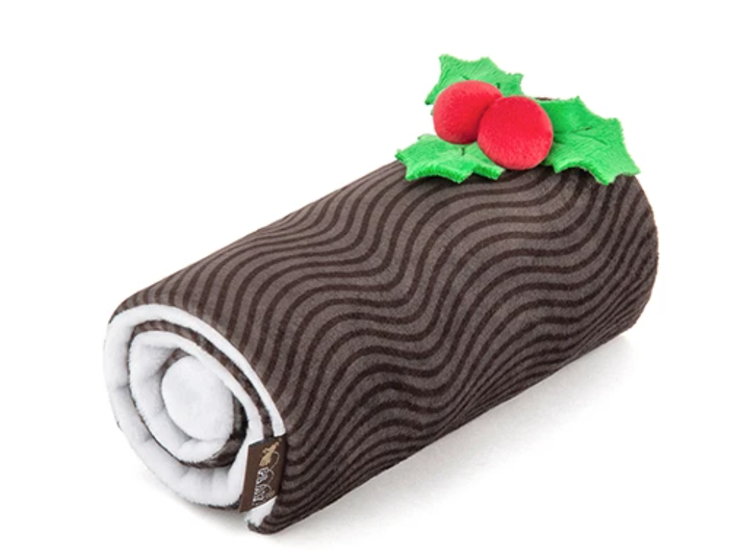 Christmas Yule Log - P.L.A.Y.