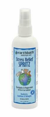 Stress Relief Spritz Eucalyptus & Peppermint - EarthBath