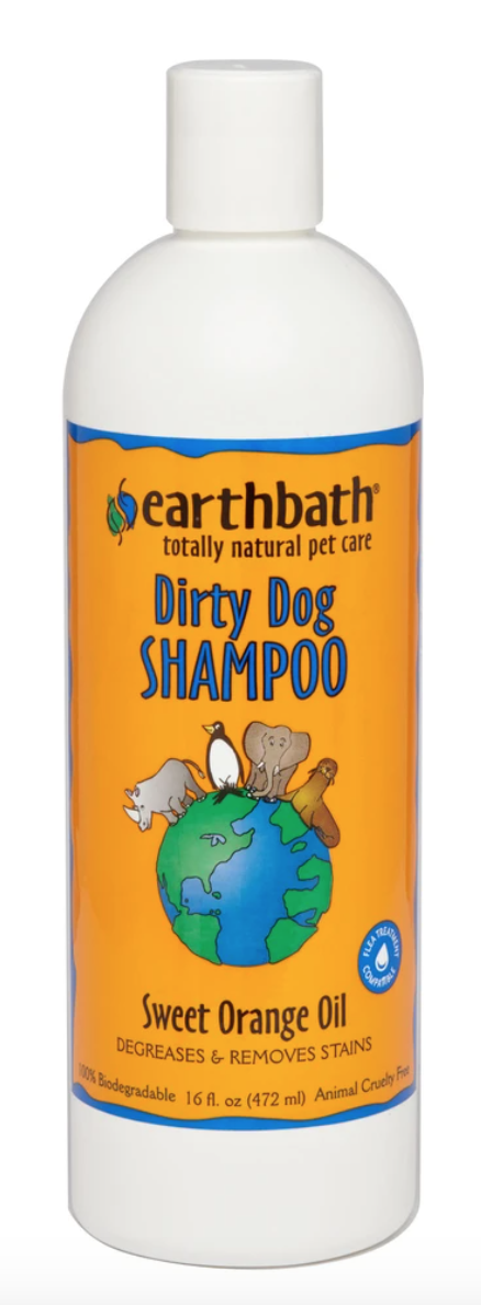 Dirty Dog Degreasing Shampoo - EarthBath