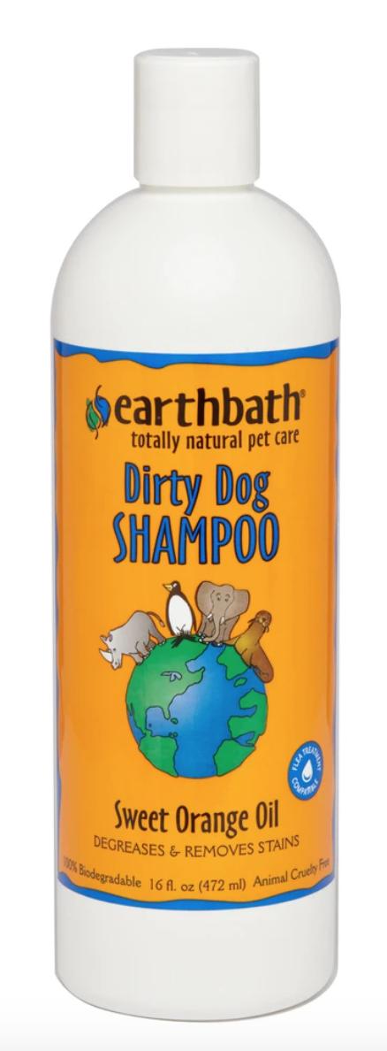 Dirty Dog Degreasing Shampoo - EarthBath