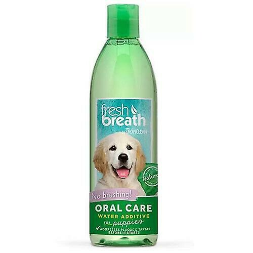Fresh Breath Water Additive Puppy - TropiClean