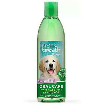 Fresh Breath Water Additive Puppy - TropiClean