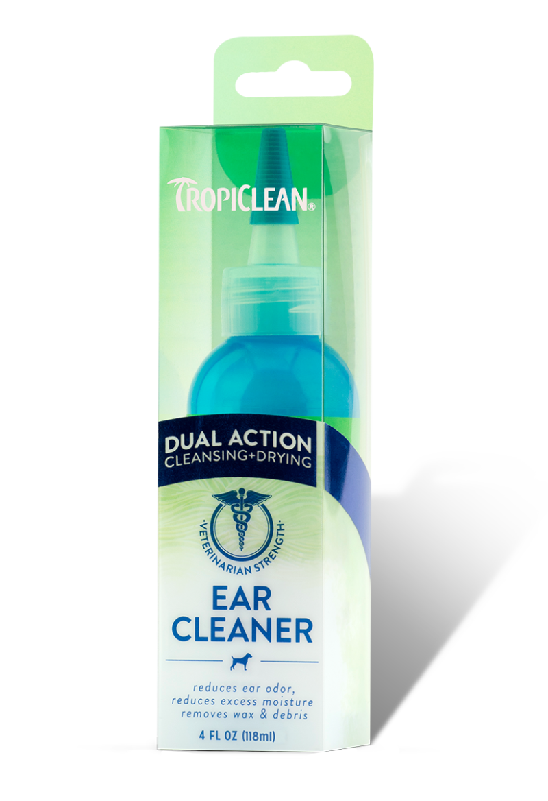 Dual Action Ear Cleaner - TropiClean