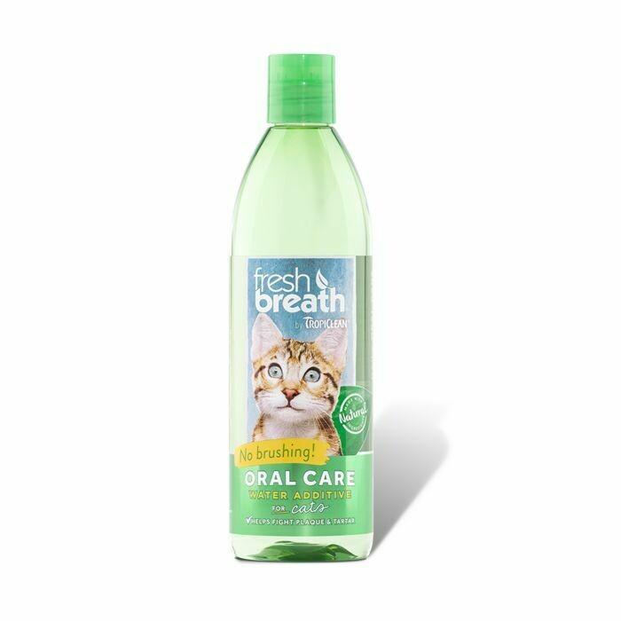 Fresh Breath Water Additive Cat - TropiClean