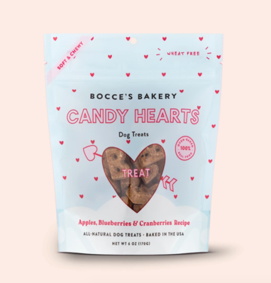 Candy Hearts Soft & Chewy - BOCCE'S