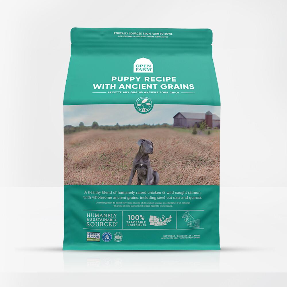 Ancient Grains Puppy Food - Open Farm