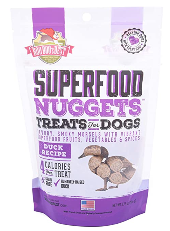 Duck SuperFood Nuggets