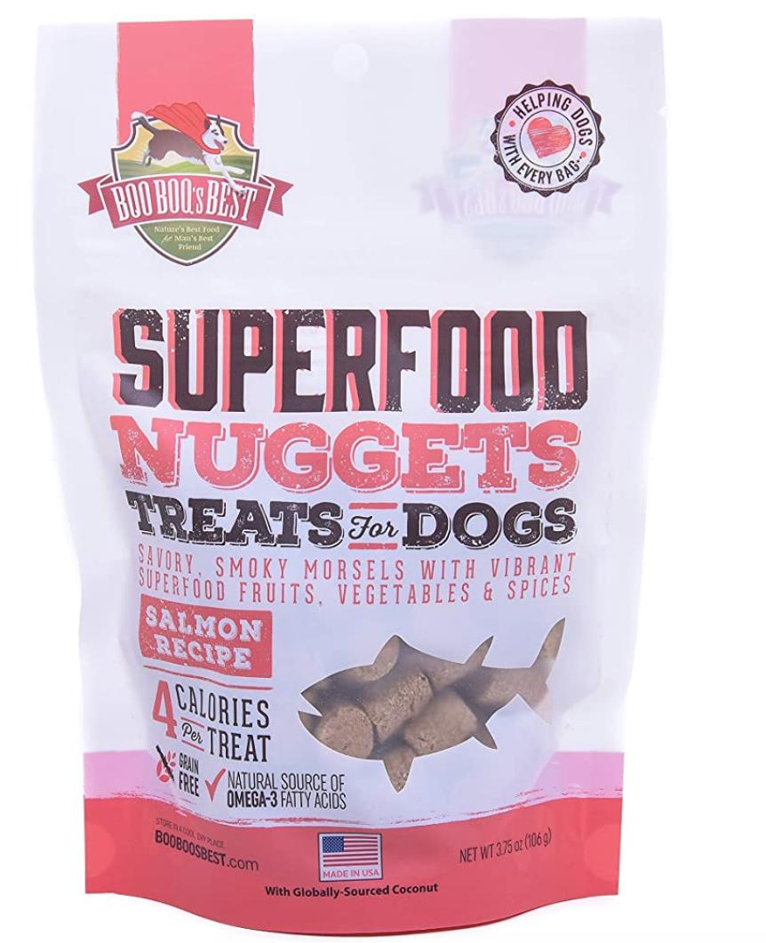 Salmon Superfood Nuggets