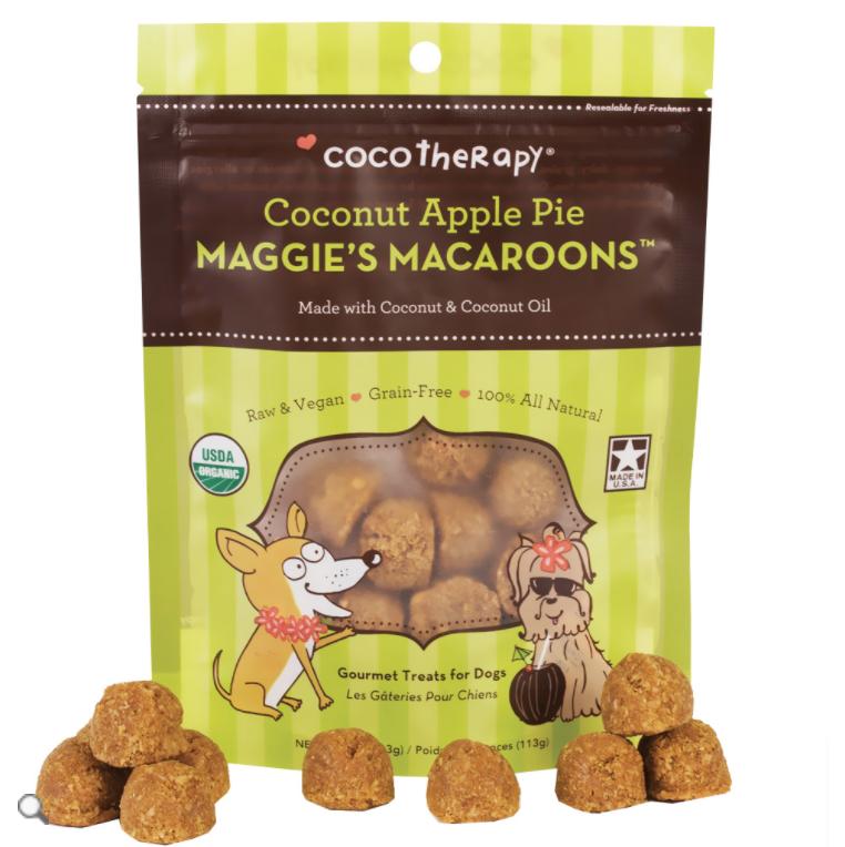 Coconut Apple Pie - Maggie's Macaroons
