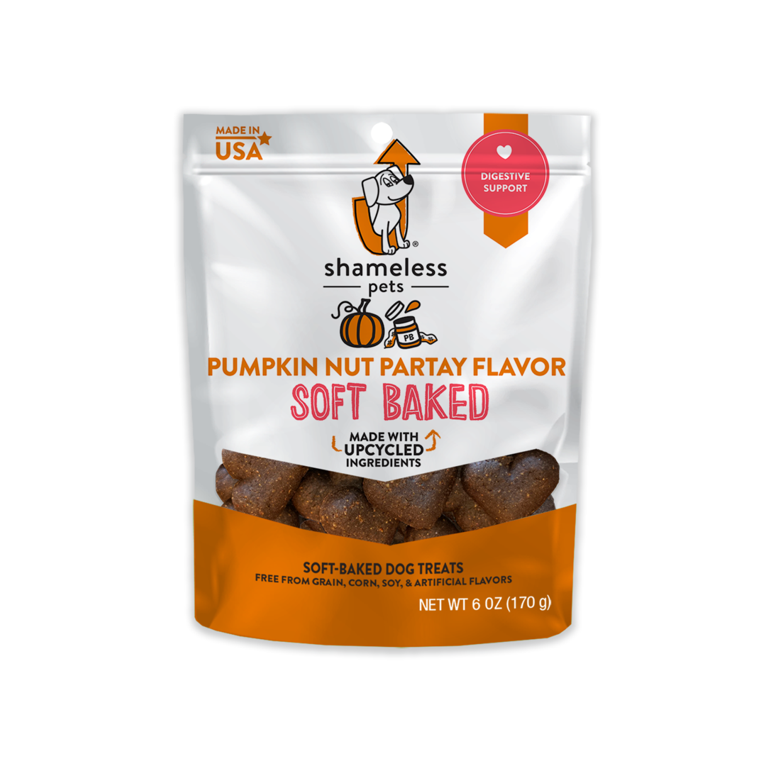 Pumpkin Nut Par-Tay Digestion Support - Shameless Pets