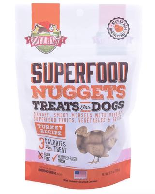 Turkey SuperFood Nuggets