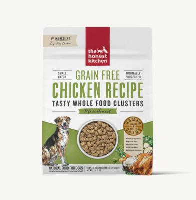 Chicken Grain Free Clusters - The Honest Kitchen