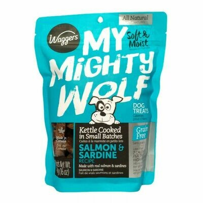 My Mighty Wolf Salmon & Sardine - Waggers