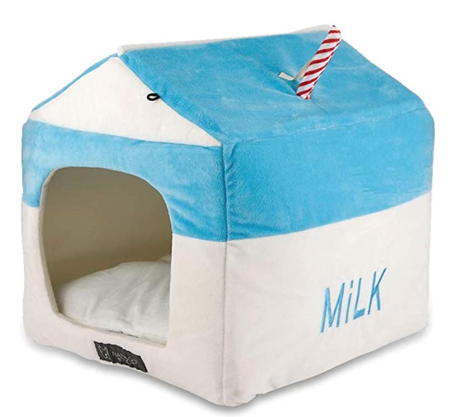 Milk Carton Bed