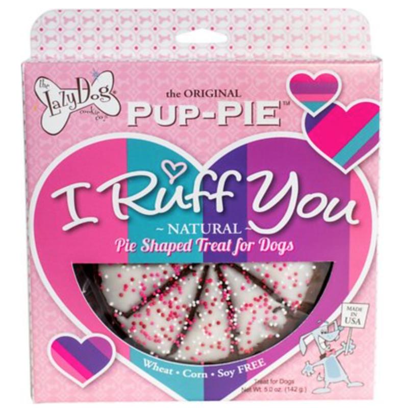 I Ruff You Pup Pie