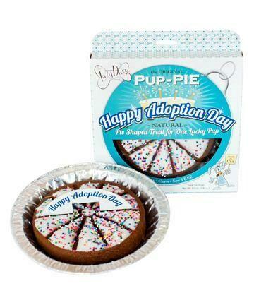 Happy Adoption Day Pup Pie