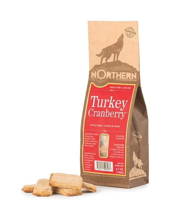 Turkey Cranberry - Northern Pet