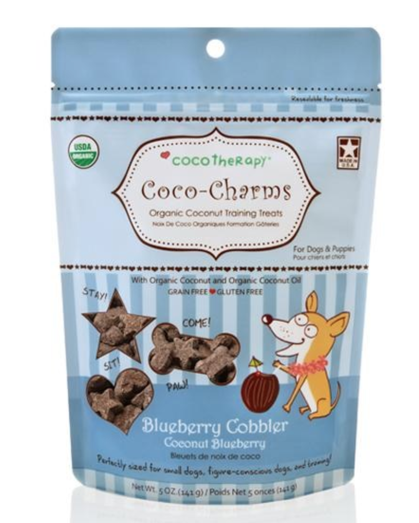 Blueberry Cobbler - Coco Charms