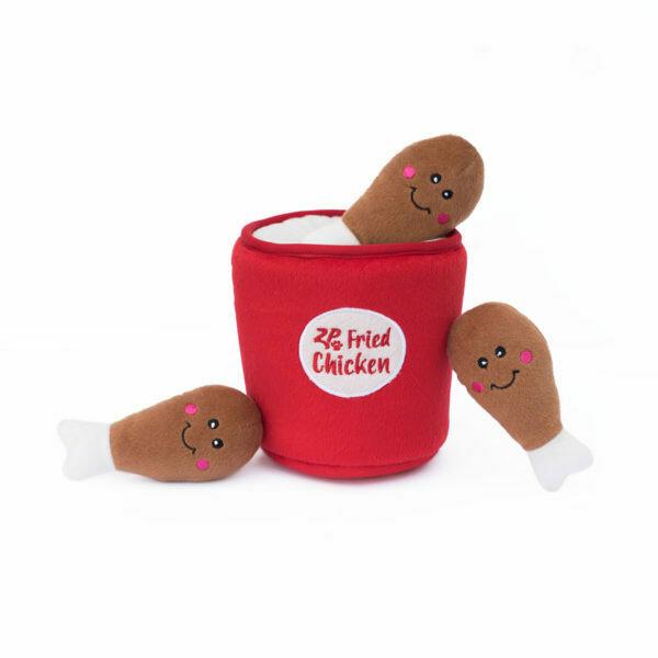 Bucket of Chicken - Hide & Seek Toy