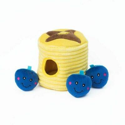 Blueberry Pancakes - Hide & Seek Toy